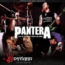 Pantera : Live At Dynamo Open Air 1998 (Vinyl) (Heavy Metal)