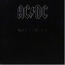 Ac/Dc : Back In Black (CD) (General)