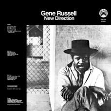 Gene Russell : New Direction (Vinyl) (Jazz)
