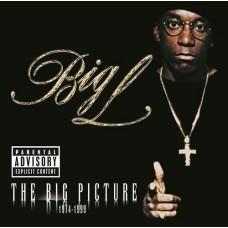 Big L : Big Picture (Deluxe/2LP/Clrd) (Vinyl) (Rap and Hip Hop)