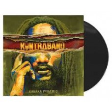 Kabaka Pyramid : Kontraband (CD) (Reggae and Dub)