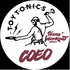 Coeo : Piano Workout (12 Vinyl) (Nu Disco)""