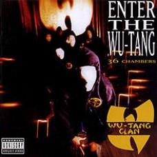 Wu-Tang Clan : Enter The Wu-Tang Clan (36 Chambers) (Vinyl) (Rap and Hip Hop)