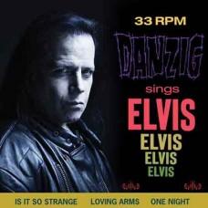 Danzig : Sings Elvis (Vinyl) (General)