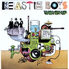 Beastie Boys : Mix Up (2LP) (Vinyl) (Rap and Hip Hop)