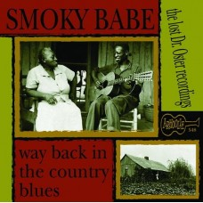 Smokey Babe : Way Back in the Country Blues (Vinyl) (Blues)