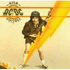 Ac/Dc : High Voltage (Vinyl) (General)