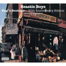 Beastie Boys : Paul's Boutique (20th Ann) (Dld) (Vinyl) (Rap and Hip Hop)