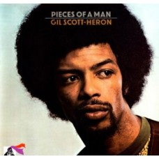 Scott-Heron Gil : Pieces Of A Man (Vinyl) (Funk and Soul)