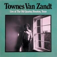 Van Zandt Townes : Live at the Old Quarter (2LP) (Vinyl) (Country)