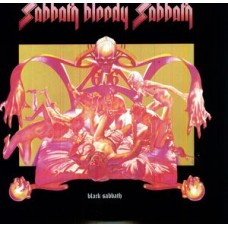 Black Sabbath : Sabbath Bloody Sabbath (Vinyl) (Hard Rock)