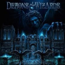 Demons and Wizards : Three (CD) (Heavy Metal)