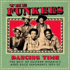 Funkees : Dancing Time (2LP/Dld) (Vinyl) (Funk and Soul)