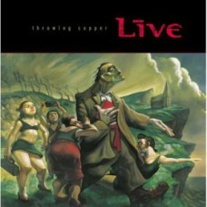 Live : Throwing Copper (2LP+Dld) (Vinyl) (General)