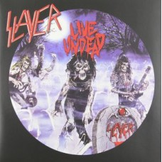 Slayer : Live Undead / Haunting (Clrd / Rsd) (Vinyl) (Heavy Metal)