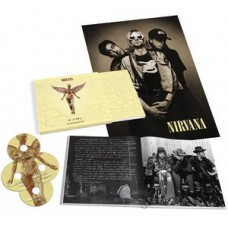 Nirvana : In Utero (Supa Dlxe) (3CD/Dvd) (Box Sets) (General)