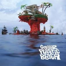Gorillaz : Plastic Beach (2LP) (Vinyl) (General)