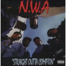 N.W.A. : Straight Outta Compton (25th Ann+Dld) (Vinyl) (Rap and Hip Hop)