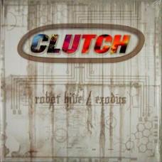 Clutch : Robot Hive / Exodus (2LP) (Vinyl) (Hard Rock)