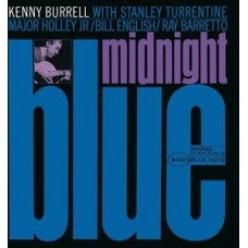 Burrell Kenny : Midnight Blue (Dld) (Vinyl) (Jazz)