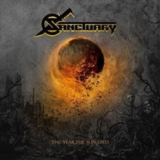 Sanctuary : Year the Sun Died (Vinyl) (Heavy Metal)