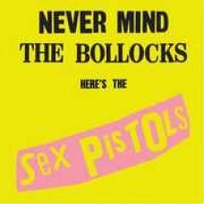 Sex Pistols : Never Mind The Bollocks (+MP3) (Vinyl) (Punk)