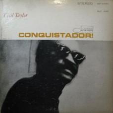 Taylor Cecil : Conquistador (Vinyl) (Jazz)
