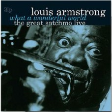 Armstrong Louis : What a Wonderful World Live '56-'56 (2LP (Vinyl) (Jazz)