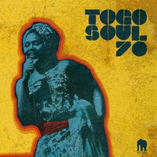 Various : Togo Soul 70: Selected Rare Togolese (2L (Vinyl) (World Music)