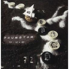 Baumstam : 72-12=40 (Vinyl) (Hard Rock)