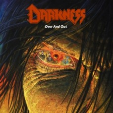 Darkness : Over And Out (Green) (Vinyl) (Heavy Metal)