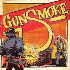 """Various Artists : Gunsmoke 1: Dark Tales Of Western Noir (10 Vinyl) (Juke Box Retro)"""""""