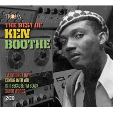 Boothe Ken : Best Of (2CD) (CD) (Reggae and Dub)
