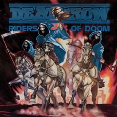 Deathrow : Riders Of Doom (2LP) (Vinyl) (Heavy Metal)