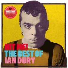 Dury Ian : Hit Me-The Best Of (Vinyl) (General)