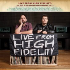 Various : Live from High Fidelity (Rsd) (Vinyl) (General)