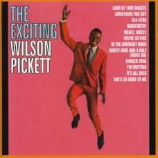 Pickett Wilson : Exciting Wilson Pickett (Vinyl) (Funk and Soul)