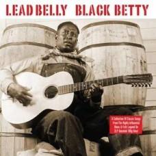 Leadbelly : Black Betty (2LP) (Vinyl) (Blues)