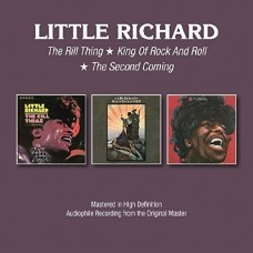 Little Richard : Thrilll Thing/King Of Rock and Roll/Second (CD) (General)