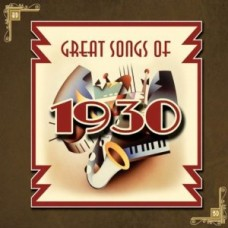 Various : Great Songs Of 1930 (CD) (Budget)