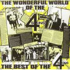 4 Skins : Wonderful World the Best Of (Vinyl) (Punk)