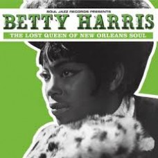 Harris Betty : Lost Queen Of New Orleans Soul (2lp) (Vinyl) (Funk and Soul)