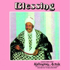 Alhaji Chief Kollington Ayinla and His Fuj : Blessing (+dld) (Vinyl) (Funk and Soul)
