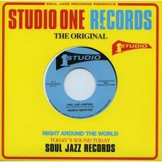 "Marcia Griffiths / Dub Specialist : Feel Like Jumping / Feel Like Jumping Pt (7 Single) (Reggae and Dub)"""