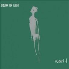 Weevil : Drunk On Light (CD) (Sale Stock)