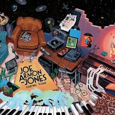 Armon-Jones Joe : Starting Today (Vinyl) (Nu Jazz / Broken Beat)