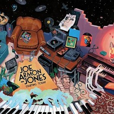 Armon-Jones Joe : Starting Today (CD) (Nu Jazz / Broken Beat)