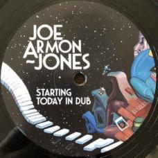 """Armon-Jones Joe : Starting Today In Dub (12 Vinyl) (Nu Jazz / Broken Beat)"""""""