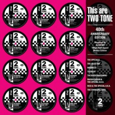 Various Artists : This Are Two Tone (Rsd 2020) (Vinyl) (Reggae and Dub)