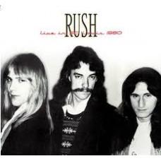 Rush : Live in St. Louis, 11.2.1980-Kshe (Vinyl) (General)